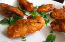 Chicken Wings Bajji Recipe / Homemade Snack