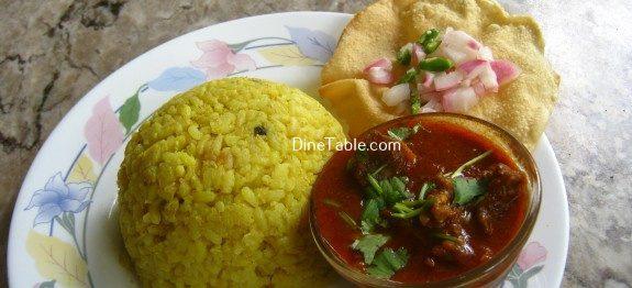 Coconut Rice Recipe / Easy Dish