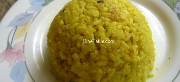 Coconut Rice Recipe / Delicious Dish