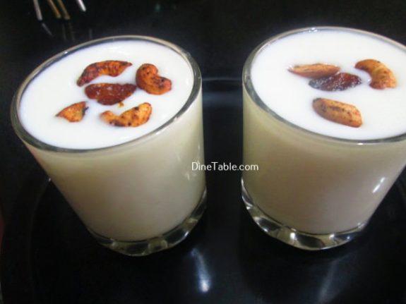 Koova Kaachiyathu Recipe / Healthy Drink