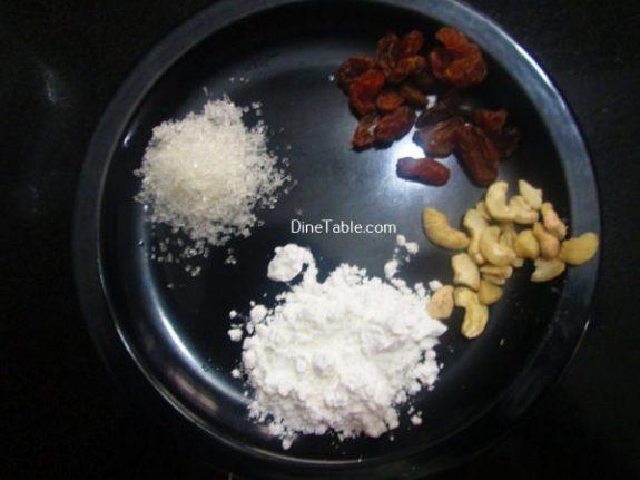 how to make koova podi