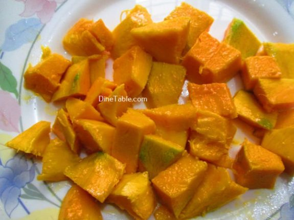 Mango KasKas Pudding Recipe  / Easy Pudding