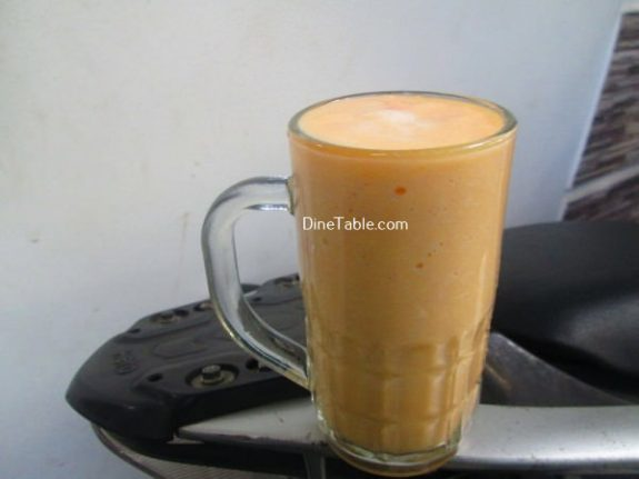 Papaya Muskmelon Smoothie Recipe / Simple Juice