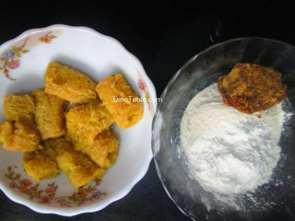 Banana Cutlet Recipe / Quick Cutlet