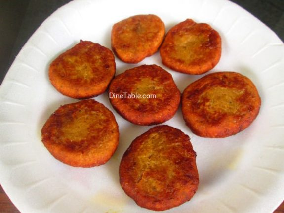 Banana Cutlet Recipe / Easy Cutlet