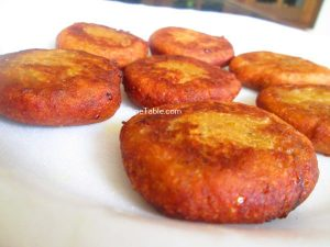 Banana Cutlet Recipe