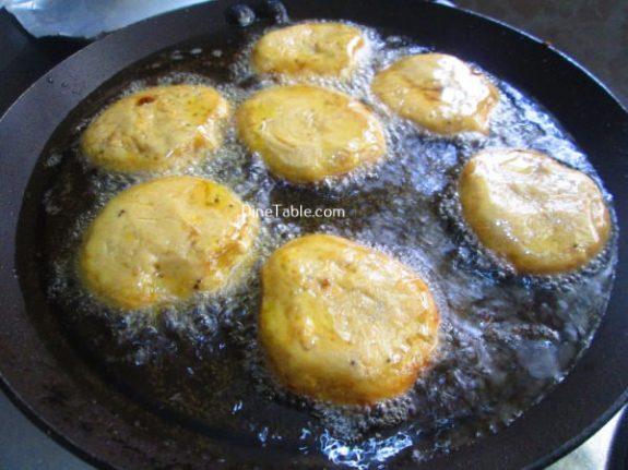 Banana Cutlet Recipe / Crunchy Cutlet