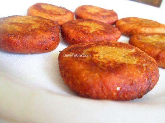 Banana Cutlet Recipe / Tasty Cutlet