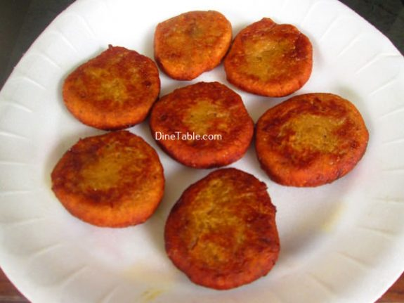 Banana Cutlet Recipe / Healthy Cutlet