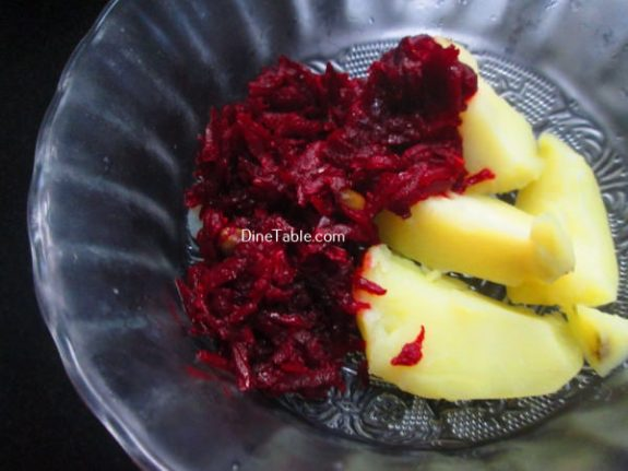 Beetroot Kofta Curry Recipe / Delicious Curry