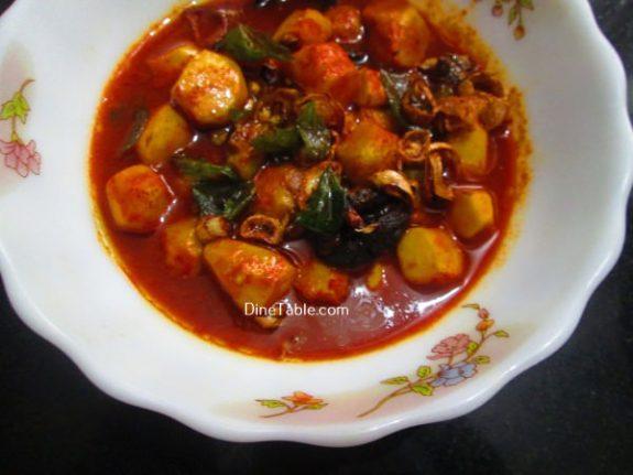 Chembu Mulakittathu Recipe / Yummy Curry