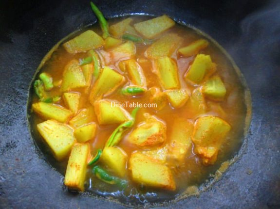 Kadachakka Varutharacha Curry Recipe / Homemade Curry
