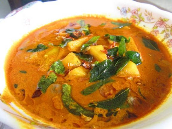 Kadachakka Varutharacha Curry Recipe / Nutritious Curry