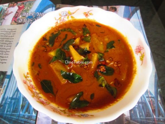 Kadachakka Varutharacha Curry Recipe / Quick Curry