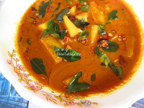 Kadachakka Varutharacha Curry Recipe / Simple Curry