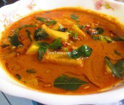 Kadachakka Varutharacha Curry Recipe / Breadfruit Curry