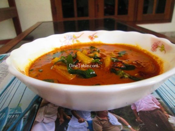 Kadachakka Varutharacha Curry Recipe / Easy Curry