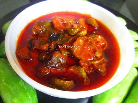 Kovakka Pickle Recipe / Delicious Pickle
