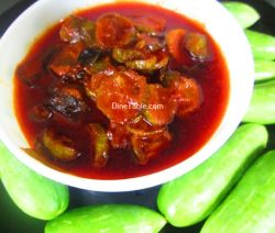 Kovakka Pickle Recipe / Tasty Pickle