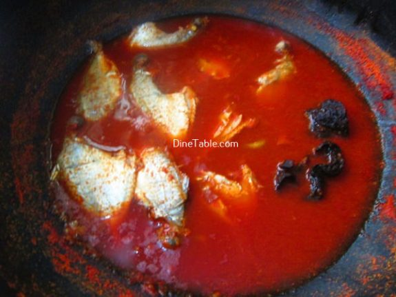 Mullan Meen Mulakittathu Recipe / Simple Curry