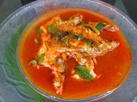 Mullan Meen Mulakittathu Recipe / Healthy Curry