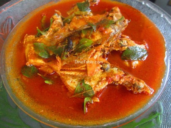 Mullan Meen Mulakittathu Recipe / Quick Curry