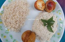 Nutmeg Fruit Chammanthi Recipe / Healthy Chammanthi