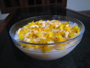 Pineapple Pudding Recipe