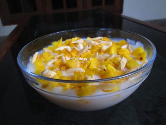 Pineapple Pudding Recipe / Simple Pudding