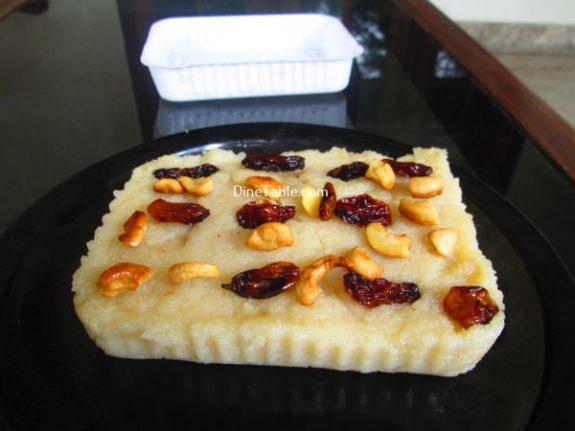 Sooji Halwa Recipe / Healthy Halwa