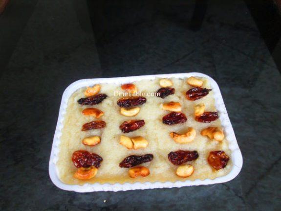 Sooji Halwa Recipe / Quick Halwa
