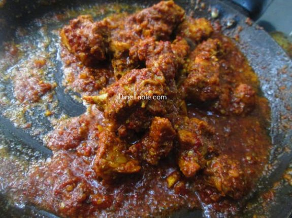 Chicken Ghee Roast Recipe / Spicy Dish