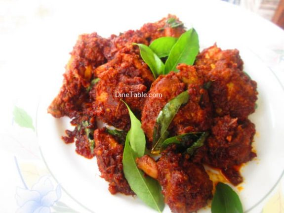 Chicken Ghee Roast Recipe / Favorite Dish