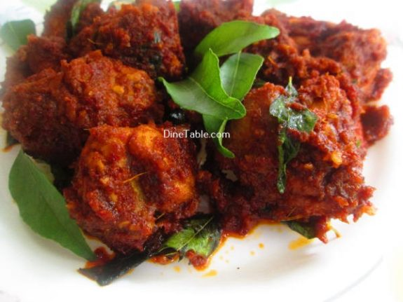 Chicken Ghee Roast Recipe / Easy Dish