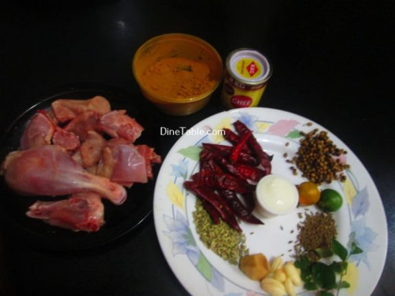 Chicken Ghee Roast Recipe / Yummy Dish