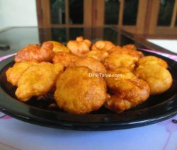 Maida Cheamb Appam Recipe / Evening Snack