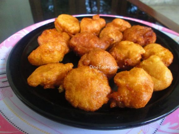 Maida Cheamb Appam Recipe / Tasty Snack