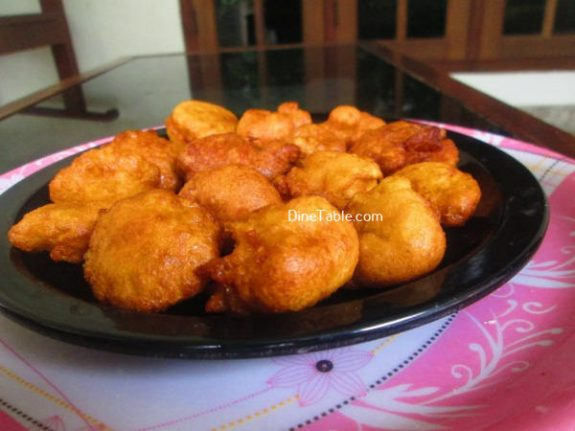 Maida Cheamb Appam Recipe / Quick Snack