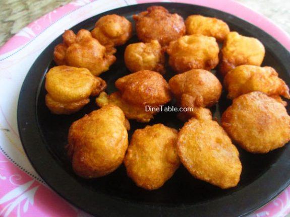 Maida Cheamb Appam Recipe / Simple Snack