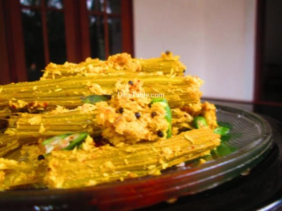 Muringakka Thoran Recipe / Easy Thoran