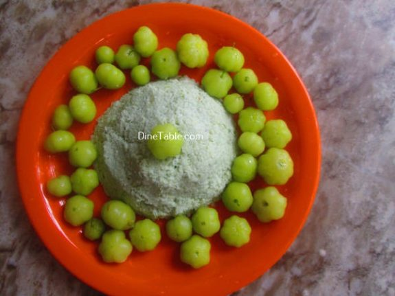 Nellipuli Chammanthi Recipe / Healthy Chammanth