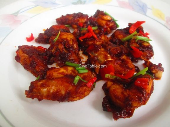 Saucy Prawns Recipe / Nutritious Dish