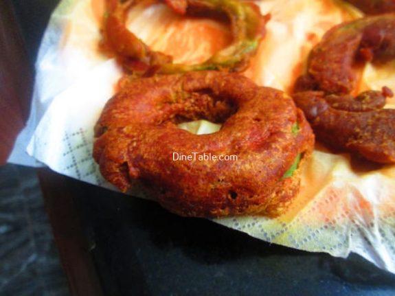 Snake Gourd Bajji Recipe / Quick Bajji