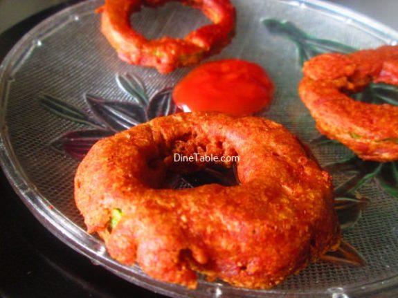 Snake Gourd Bajji Recipe / Easy Bajji