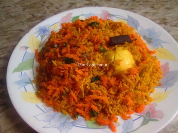 Tomato Egg Rice Recipe / Simple Dish