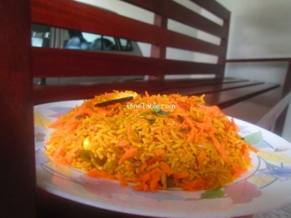 Tomato Egg Rice Recipe / Easy Dish