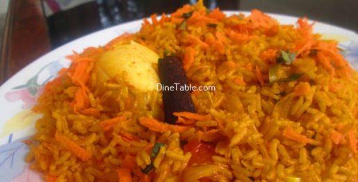 Tomato Egg Rice Recipe / Tomato Dish
