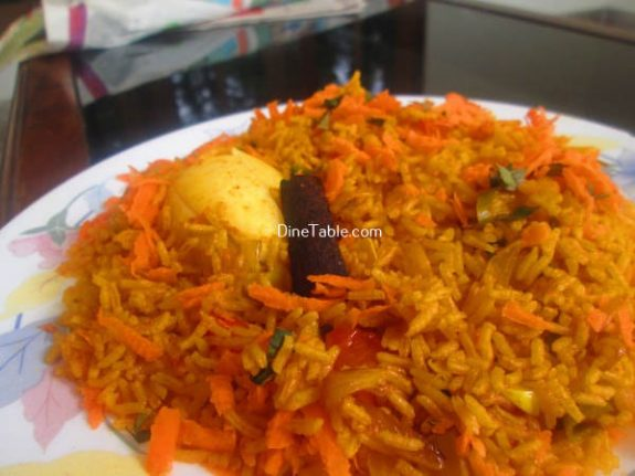 Tomato Egg Rice Recipe / Tomato Dish