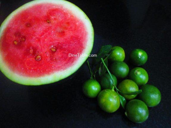 Watermelon Lemonade Recipe / Delicious Drink