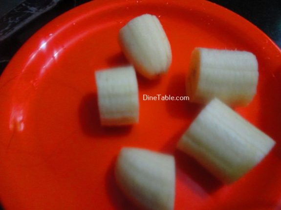 Banana Toffee Recipe / Simple Dish